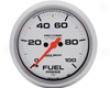 Autometer Ultra Lite 2 5/8 Fuel Pressure 0-100 Gauge