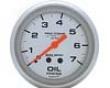 Autometer Ultra-lite 2 5/8 Metric Oil Pressure Gauge