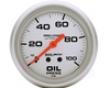 Autometer Ultra Lite 2 5/8 Oil Pressure 0-100 Gauge