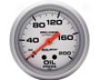 Autometer Uitra Lite 2 5/8 Oil Pressure 0-200 Gauge