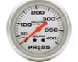 Autometer Ultra Lite 2 5/8 Pressure Gauge