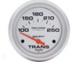Autometer Ultra Lite 2 5/8 Transferrence Temperature Gauge