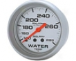 Autometer Ultra Lite 2 5/8 Water Temperature 140-280 Gauge
