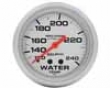 Autometer Ultra Lite 2 5/8 Water Temperature 120-240 Gauge