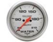 Autometer Ultra Lite 2 5/8 Water Temperature 60-210 Gauge