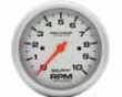 Autometer Ultra Lite 3 3/8 Tachometer Single Range 10000 Rpm