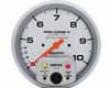 Autometer Ultra Lite 5&#34 Tachometer Dual/memory 10000 Rpm