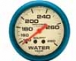 Autometer Ultra Nite 2 5/8 Water Temperature 140-280 Gauge