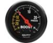 Autometer Z Succession 2 1/16 Boost 30psi/vacuum Gauge