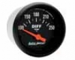 Autometer Z Series 2 1/16 Differential Temperature Gauge