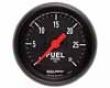 Autometer Z Series 2 1/16 Fuel Pressure 0-30 Gauge