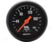 Autometer Z Series 2 1/16 Oil Pressure 0-200 Gauge