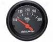 Autometer Z Series 2 1/16 Oil Temprrature 140-300 Gauge