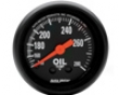 Autometer Z Series 2 1/16 Oil Temperature Gauge