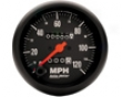 Autometer Z Series 3 3/8 Speedometer 120mph