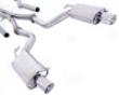 B&b Exhaust System W/ Resonator Cadillac Cts-v 04-07