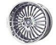 Beyern Multi 18x9.5  5x120    15mm Chrome