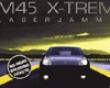 Blind M45 X-treme Laser Jammer Front And Rear Kit V.2