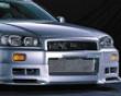 Blitz A3rospeed Front Bumper Type-2 Nissan Skyline R34 99-02