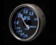Blitz Mirror Drive Blue Electric Boost Gauge