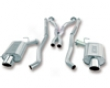 Borla Stainless Catback Exhaust System Cadillac Cts-v 5.7l 04-06