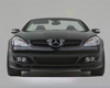 Brab8s Fog & Violent Beam With Thicket Cooling Mercedes Slk R171 04+