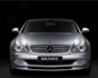 Brabus Fog/high Beams Mercedes Cls C219 04+