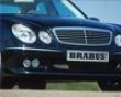 Brabus Front Bumper Mercedes E Class W211 Sedan & Wagon 03-08