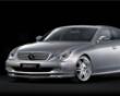 Branus Front Spoiler Mercedes Cls C219 04+
