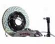 Brembo Gt-r Rear 12.9 Inch 4 Pistion Big Thicket Kit Drilled 2pc Audi Tt 3.2l 8j 07+