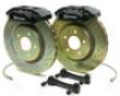 Brembo Gt Rear 14.4 Inch 4 Piston Big Brake Kit Drilled 1pc Chevrolet Camaro V6 10+