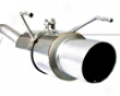 Buddy Club Pro Spec Catback Exhaust Subaru Wrx 02-07