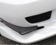 C-west Carbon Front Canards Mitsubishi Evo X 08+