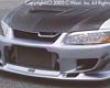 C-west Front Bumper Mitsubishi Evo Viii/mr/ix