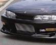 C-west Front Bumper Nissan 2400sx S14 95-96