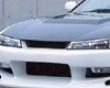 C-west Front Bumper Nissan 240s S14 97-98