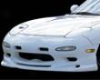 C-west Front Half Spoiler Mazda Rx7 92-30