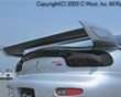 C-west Hammer Shark Rear Wing Mazda Rx7 92-03