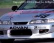 C-west N1 Front Bumper Acura Integra Dc2 94-0l