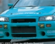 C-west N1 Front Bumper I Nissan Skyline Gt-r R34 99-02