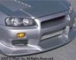 C-wesst N1 Front Bumper Iii Nissan Skyline Gt-r R34 99-02