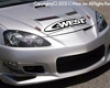 C-west Pfrp N1 Front Bupmer Ii Acura Rsx Dc5 05+