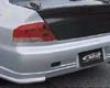 C-west Rear Bumper Mitsubishi Evo Vii