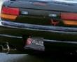 C-west Rare Half Spoiler Nissan 240sx S13 89-94