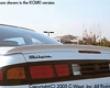 C-west Rear Mini Spoiler Nissan 240sx S14 95-96