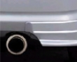 C-west Rear Under Fin Acura Rsx Dc5 02+
