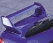 C-west Rear Wing Subaru Wrx/sti 02-06
