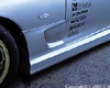 C-west Side Skirts Ii Mazda Rx7 92-03