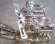 Capristo Exhaust System Dual Tips Lambo5ghini Murcielago 01-05