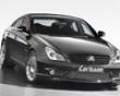 Carlsson Bi-xenon Fog Lamp Trim & Grille Insert Mercedes Cls500 & Cls550 W219 05+